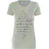 Icebreaker Tech Lite t-shirt Dames grijs
